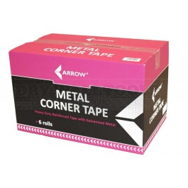 Arrow Plasterboard Corner Tape 30m (Angle Tape)