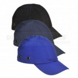 8afc61eb63f42 Portwest Protective Bump Cap Baseball Style Hard Hat Safety Workwear