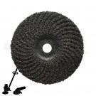 """Refina EBS180F 100 Grit 7"""" Hard Back Surfacer Disc, For Coating Removal - 305181P100"""