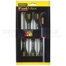 Stanley FatMax 6pc Screw Driver Set