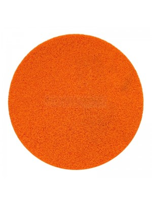 "Refina 16"" Velcro Sponge Disc, Orange, Fine, 15mm - 550410"