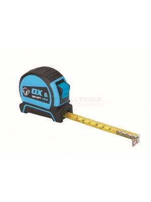 Ox Pro Dual Auto Lock Tape Measure 3m OX-P505203