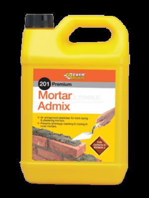 Everbuild 201 Premium Mortar Admix 5 Ltr - AD5L