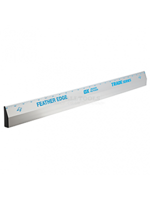 Ox Trade Aluminium Feather Edge 1800mm