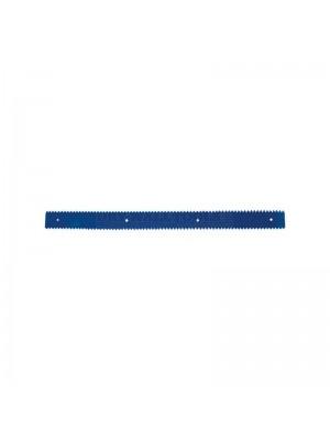 "Refina Blue Squeegee Blade 24"", Triangular Serrations 6mm – 647148"
