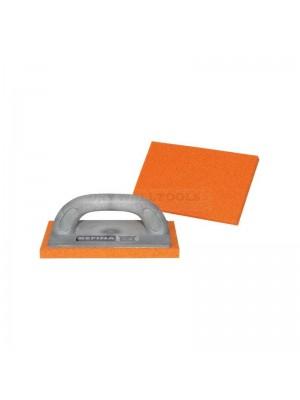 "Refina Narrow Sponge Float with 18mm Orange Medium Rubber 9½""  - 261314"