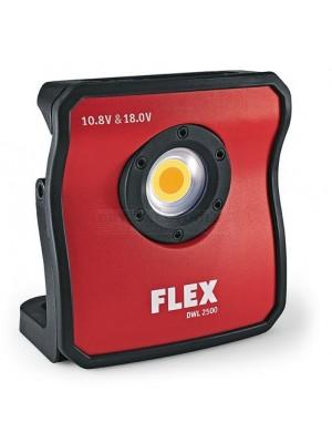 Flex LED Cordless Full-Spectrum Light DWL 2500 10.8/18.0 486.728