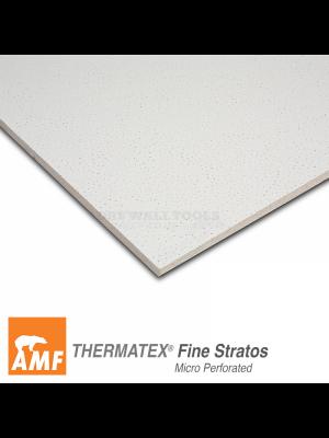 Knauf AMF Thermatex Fine Stratos SK 5.04m² 600mm x 15mm x 600mm – SCAMFTFSSK66