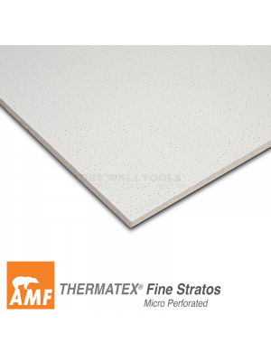 Knauf AMF Thermatex M Perf Fine Stratos SK 5.04m² 6mm x 6mm x 15mm – SCAMFTFSMPSK66