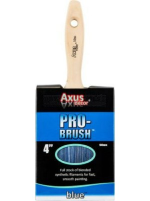 Axus Decor Paint Brush 4 inches