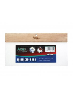 "Axus Decor 280MM / 11"" Quick Fill Caulking Blade -  AXU/QF280"