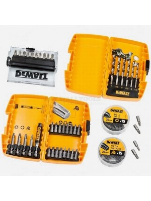 DeWalt Assorted 67 Piece Drilling & Screwdriving Set - DT71515