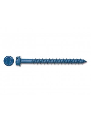 DeWalt Tapper-Pro Hex Head Screw 57mm x 6.3mm (Pack of 100) - DWT1400200