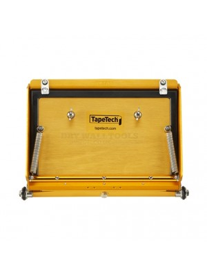 "TapeTech 10"" MAXXBOX Extra High Capacity Finishing Box with EasyRoll Wheels - EHC10"