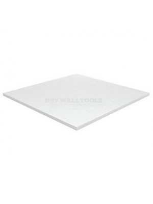 British Gypsum Gyprex Satinspar White Ceiling Tiles (Edge A) 600mm x 600mm x 8mm – 05006/0