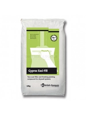 British Gypsum Gyproc Easi-Fill 60 - 10kg