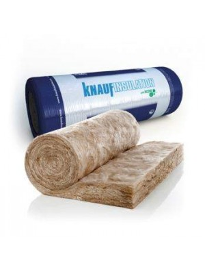 Knauf Earthwool Acoustic Roll Ready-Cut 13000x(600x2) 50mm 15.6m² - 2400365