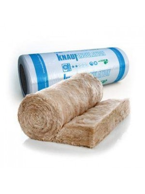 Knauf Earthwool Loft Roll 44 Combi-Cut 12180x(570x2/380x3) 100mm 13.89m² - 2404154