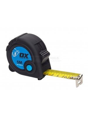 Ox Trade Tape Measure Metric Only 5m OX-T029105