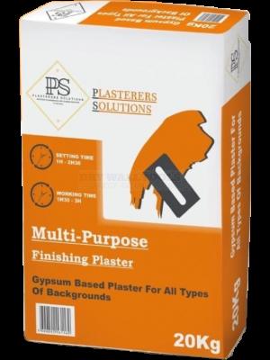 Plasterers Solutions Multi-Purpose Finishing Plaster 20kg
