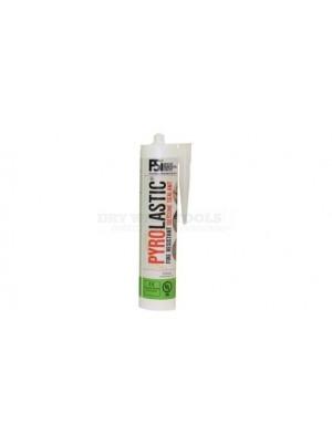 FSI Pyrolastic Silicone Sealant 310ml Cartrige White - FSM310CW