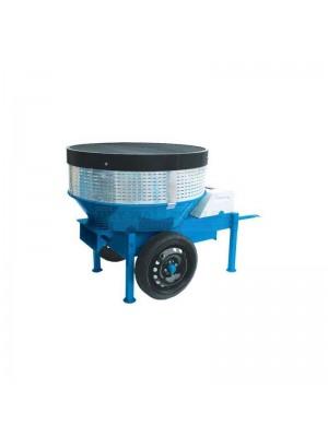 Refina RMR230 110V Lime Mortar Roller Pan Mixer - 7001201
