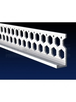 Plastic Render Stop Bead x 2.5m-6mm (PLRS6)