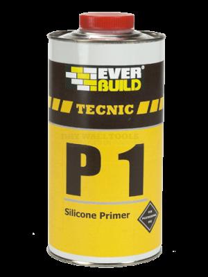 Everbuild Sealant Primer P1 1 Litre - SILPRIMEP1