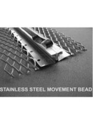 Stainless Steel Movement Bead x 3m-13mm (SSM1310)