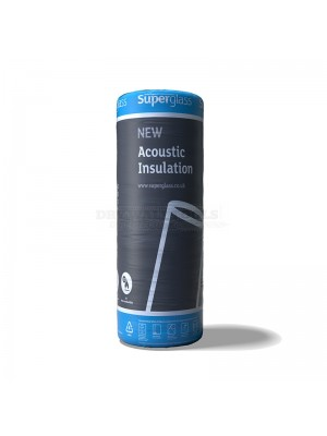 Superglass Multi Acoustic Roll 10100x1200x100mm 12.12m² - 5504