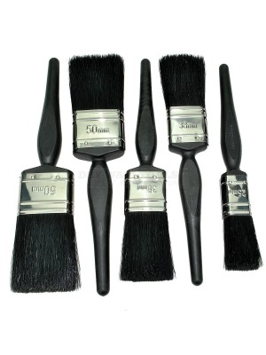 T Class 5 Piece Contractor Brush Set - 89095