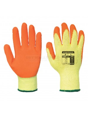 Portwest  Fortis Grip Glove Orange (M,L,XL) - A150