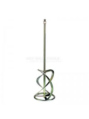 "Refina Zinc Large Spiral Mixer Paddle 9½"" (230mm) - 450190"