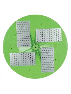 """Refina 16"""" Toothed Scraping Disc - 550419"""