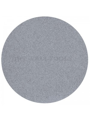 "Refina 16"" Velcro Sponge Disc, Grey Hard Dense, 15mm - 550404"