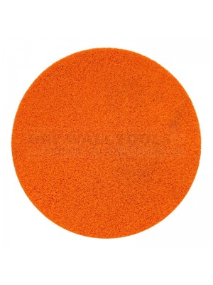 "Refina 16"" Velcro Sponge Disc, Orange, Medium, 15mm - 550411"