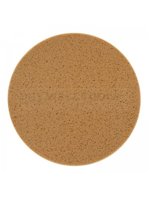 "Refina 16"" Velcro Sponge Disc, Tan, Medium, 50mm - 550407"