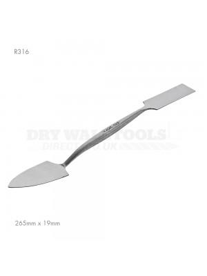 Ragni Trowel & Small Square Tool 265mm x 19mm - R316
