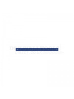 "Refina Blue Polyurethane Squeegee Blade 24"" – 647242"