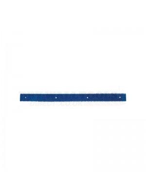 "Refina Blue Squeegee Blade 24"", Triangular Serrations 4mm – 647146"