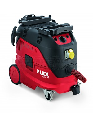 Flex Safety Vacuum Cleaner with Automatic Filter Cleaning System VCE 33 M AC 110V with Extra Hose - 444.243