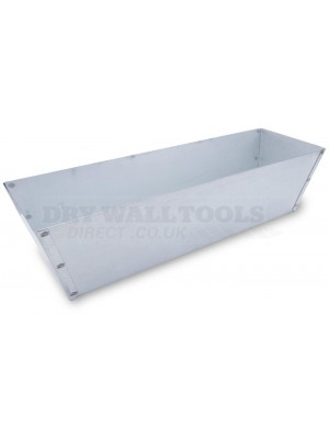 "Marshalltown Galvanized Mud Pan 12"" M813"