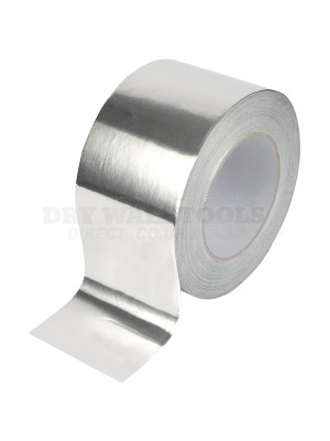 Arrow 30 Micron Aluminium Foil Tape 75mm x 45 Meters - INSAJT75