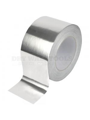 Arrow 30 Micron Aluminium Foil Tape 75mm x 45 Meters - INSAJT75