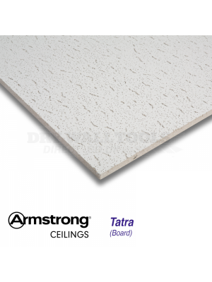 Armstrong Tatra Minaboard 600mm x 600mm x 15mm (Pack of 16) – 958M