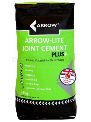 Arrow-Lite Joint Cement Plus 25kg - AJCP