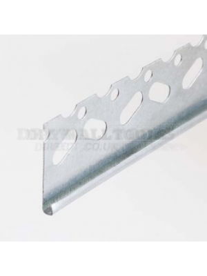 Arrow Starline Galvanised Steel Thincoat Stop Bead 2400mm x 3mm (Pack of 50) - BEPS243