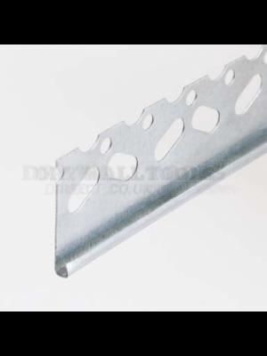 Arrow Starline Galvanised Steel Thincoat Stop Bead 3000mm x 3mm (Pack of 50) - BEPS33