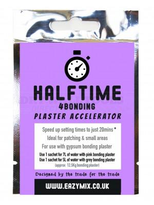 Eazymix Halftime 4Bonding Plaster Accelerator (Pack of 10)