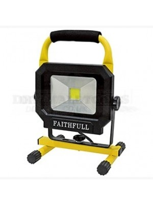 110v Faithfull Tools 20W LED Floodlight (LHL-LED)